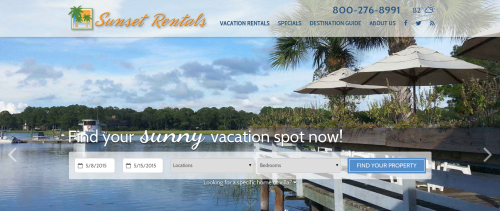 Hilton Head Rentals and Vacation Packages